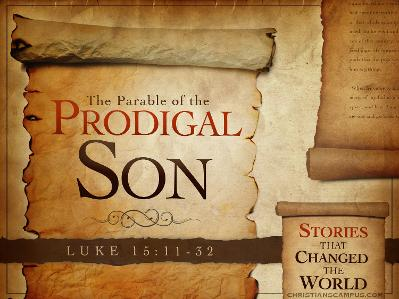 an examination of the themes presented in the parable of the prodigal son The lost parables of jesus i will simply make an observation in keeping with the theme of our article after squandering all that he had, the prodigal son finally came to himself and in the process began to think of home.